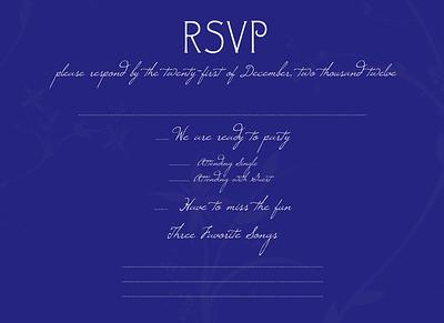 RSVP Card 2